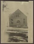 McArthur Gymnasium, Westbrook Seminary, 1900
