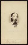 Mary Osborne, Westbrook Seminary Student, 1860s