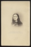 Anna Haynes, Westbrook Seminary Student, 1860s