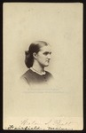 Helen S. Pratt, Westbrook Seminary Student, 1860s