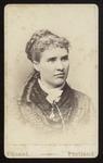 Alice Small, Westbrook Seminary, 1870s