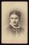 Belle Littlefield, Westbrook Seminary, 1870s by Geo. E. Brown