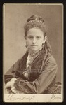 Unknown Westbrook Seminary Female Student, 1870s