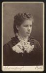 Bertha Tracy Barnes, Westbrook Seminary, 1870s