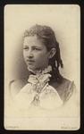 Eva A. King, Westbrook Seminary, 1870s