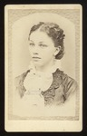 Female Student, Westbrook Seminary, 1870s by S C. Austin