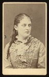 Female Student, Westbrook Seminary, 1870s