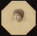 Jennie Ella Williams. Westbrook Seminary, Class of 1885