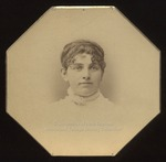 Lilla A. Dearing, Westbrook Seminary, Class of 1885