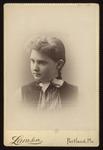 Sara Rebecca Brightman, Westbrook Seminary, Class of 1889