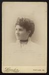 Flora Anna Tibbetts, Westbrook Seminary, Class of 1889