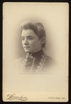 Mary Arelena Hubbard, Westbrook Seminary, Class of 1889