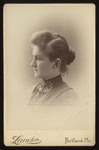 Mary Ella Gould, Westbrook Seminary, Class of 1889