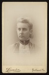 Emma Flint, Westbrook Seminary, Class of 1889