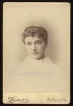 Alice Everett Hawkes, Westbrook Seminary, ca.1887