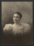 Agnes M. Safford, Westbrook Seminary Faculty, 1897