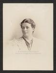 Carrie M. True, Westbrook Seminary Faculty, 1897