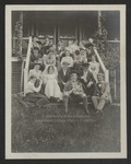 At the Safford Cottage, Westbrook Seminary Class of 1897