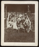 A Day on the Island, Westbrook Seminary, Class of 1897