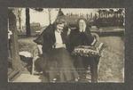 Clara Pitman, Class of 1901, and Willis Watson, Class of 1900, Westbrook Seminary