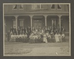 Students and Faculty, Westbrook Seminary, 1901
