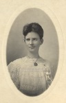 Cleo Churchill, Westbrook Seminary, Class of 1905 by Hanson