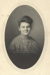 Bessie Winnifred Clough, Westbrook Seminary, Class of 1905 by Hanson