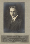 Frederick William Kay, Westbrook Seminary, Class of 1916
