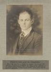 Kenneth Earl Sawyer, Westbrook Seminary, Class of 1916