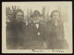 Three Westbrook Seminary Students, 1919-1920