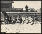 Faculty Picnic at the Cape, Westbrook Seminary and Junior College, 1928