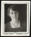 Student Portrait, Westbrook Seminary and Junior College, 1930-34