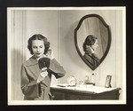 Westbrook Junior College Student in her Dormitory Room, Late 1930s by Jackson-White