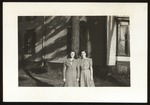 Shirley Dean and Madelaine Philbrick, Westbrook Junior College, 1940