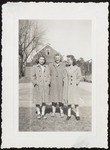 Three Westbrook Junior College Students, Class of 1941