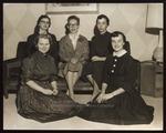 Five Westbrook Junior College Alumnae, Late-1950s