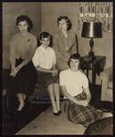 Four Westbrook Junior College Alumnae, Late-1950s