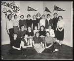 Nineteen Westbrook Junior College Students, Mid-1950s by Jackson-White