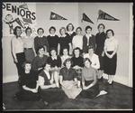 Nineteen Westbrook Junior College Students, Mid-1950s