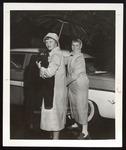 Freshmen Arrival, Westbrook Junior College, 1957