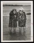 Senior Day at the Beach, Westbrook Junior College, 1957