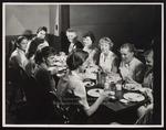 Houghton Hall Dinner, Westbrook Junior College, 1950s