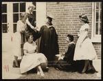 """Planting Ivy,"" Westbrook Junior College, 1950s"
