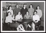 Outing Club, Westbrook Junior College, 1957