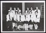 Canter Club, Westbrook Junior College, 1957