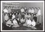 Retailing Club, Westbrook Junior College, 1957