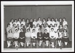 Proctor Hall Residents, Westbrook Junior College, 1957