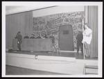 Masque and Candle Drama Club, Westbrook Junior College, 1957