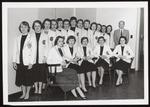 International Relations Club, Westbrook Junior College, 1957