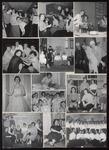 Candid Photo Collage, Westbrook Junior College, 1957